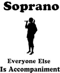 Funny Soprano T-shirt and Gifts