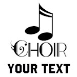 PERSONALIZED CHOIR SHIRTS AND GIFT ITEMS