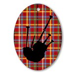 BAGPIPES MUSIC ORNAMENTS