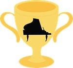 Piano Award Trophy Tshirts and Gifts