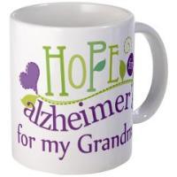 Hope For Alzheimer's T-shirts