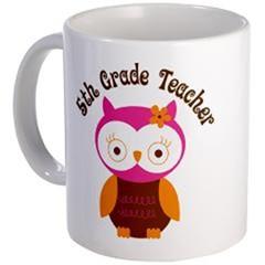 5TH GRADE TEACHER SHIRTS AND MUGS