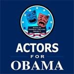 ACTORS FOR OBAMA
