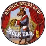 Mule Ear Tobacco `1872