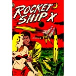 Rocket Ship X