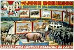 John Robinson Circus Menagerie