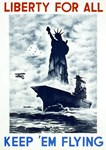 Liberty For All WPA Poster