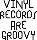 Vinyl Records Groovy