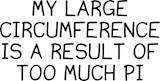 My Cirumference