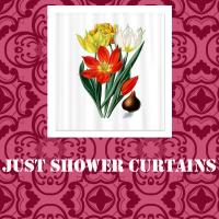 Just Shower Curtains