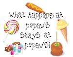 What Happens at Pepaw's...
