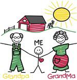 Grandpa, Grandma, and Me