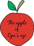 Apple of Opa's Eye