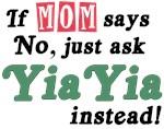 Just Ask YiaYia!