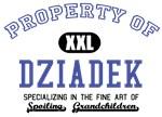 Property of Dziadek