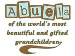 Abuela of Gifted Grandchildren