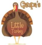Gampa's Little Turkey