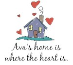 Ava's Home is Where the Heart Is