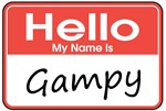 Hello, My name is Gampy