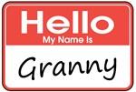 Hello, My name is Granny