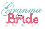 Granma of the Bride