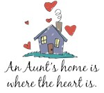 An Aunt's Home is Where the Heart Is