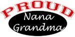 Proud Nana Grandma