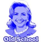 Old School Hillary