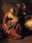 Holy Family Christmas