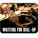 Waiting for Dial-Up, internet humor!