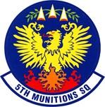 5th Munitions Squadron