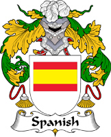 Spanish Last Name Coats of Arms