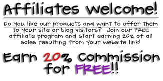 Affiliates Welcome!