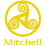 Mitchell Celtic Knot (Gold)