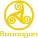 Branagan Celtic Knot (Gold)