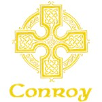 Conroy Celtic Cross (Gold)