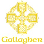 Gallagher Celtic Cross (Gold)