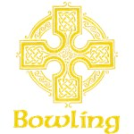 Bowling Celtic Cross (Gold)