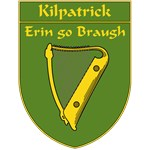 Kilpatrick 1798 Harp Shield
