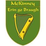 McKinney 1798 Harp Shield