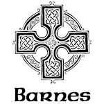 Barnes Celtic Cross