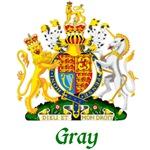 Gray Shield of Great Britain
