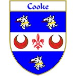 Cooke Coat of Arms