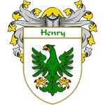 Henry Coat of Arms (Mantled)