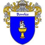 Bowles Coat of Arms