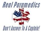 Paramedic Not Captain
