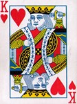 Poker Shirts - Suicide King