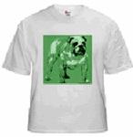 Green Tone Bulldog