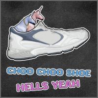Choo Choo Shoe