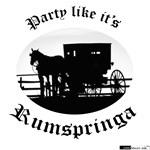 Party Like It's Rumspringa